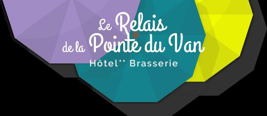 logo hotel brasserie pointe du van